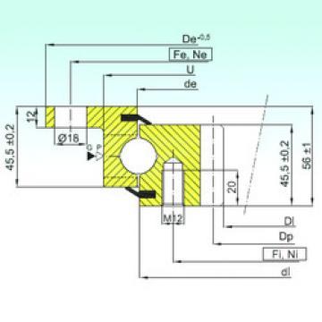 Rodamiento ZBL.20.0644.200-1SPTN ISB
