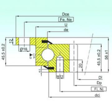 Rodamiento ZBL.20.0744.201-2SPTN ISB